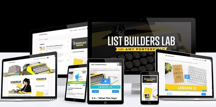 Khóa học List Builders Lab 2.0