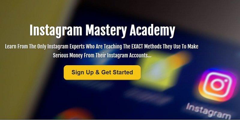 Khóa học Instagram Mastery Academy