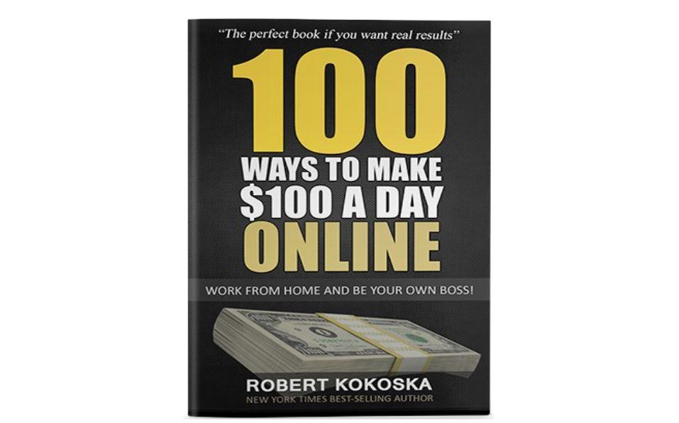 Ebook hướng dẫn 100 cách kiếm tiền 100 USD mỗi ngày (100 Ways To Make $100 A Day