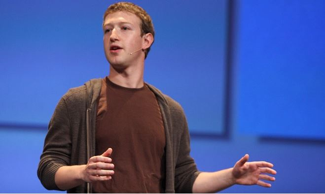 Mark Zuckerberg - đồng sáng lập kiêm CEO Facebook