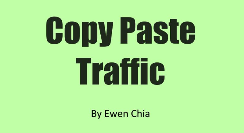 Khóa học Copy Paste Traffic