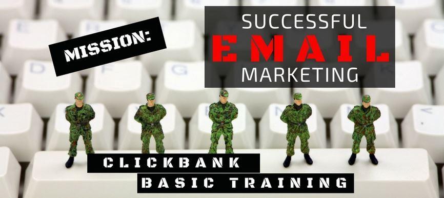 Hướng dẫn làm email marketing Clickbank