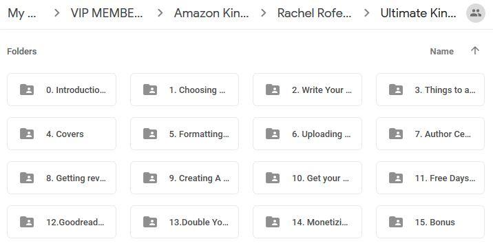 Khóa học kiếm tiền Amazon Kindle ebook