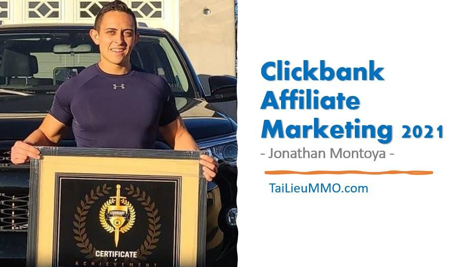 kiếm tiền Clickbank Affiliate