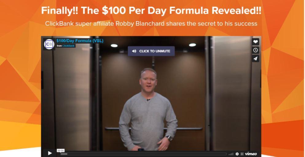 khóa học kiếm tiền cllickbank 100 đô